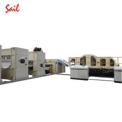 Vliesstoff bereift Pappunterlage-Herstellungs-Nadel-lochenden Produktionszweig
