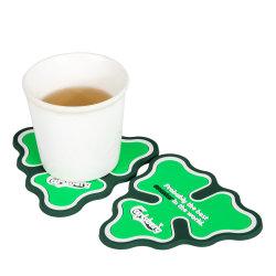 포도주 잔, 차 최고 Housewarming 음료, 음료를 위한 컵 매트 실리콘고무 연안 무역선