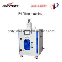 Нет необходимости компрессор Ocitytimes F4 машина для Конвенции о биологическом разнообразии, ТГК, E-жидкости, масла