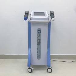 Zwei Shockwave China Behandelt Elektromagnitische Physiotherapie Schmerzreduzierungsgerät