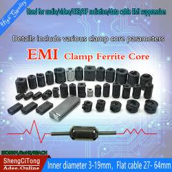 Suppression du bruit de haute qualité de l'IME collier fendu du filtre à noyau de ferrite pour câble