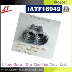 Banheira de Venda suporte de alumínio para a Lâmpada/Die Casting Partes