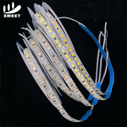 L'UL ha certificato la singola striscia flessibile di colore 2700K Dimmable SMD5050 14.4W/M LED
