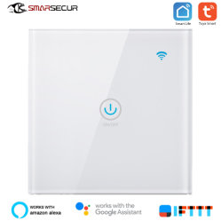 Tuya intelligente Lebensdauer WiFi L Typ intelligenter Hauptschalttafel-Schalter WiFi intelligenter intelligenter Dimmer-Hauptschalter