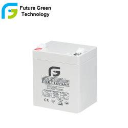 12V 5Ah selladas AGM de ácido libre de mantenimiento de la batería de UPS