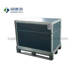 Paleta refrigerador aislado de verificación de la vacuna, y portador de la medicina