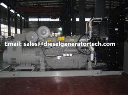 Хороший запас прочности дизельного генератора мощностью 480 квт генераторы промышленного дизельного двигателя Perkins