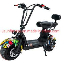 أطفال هبات [أفّ-روأد] وسخ [إ] درّاجة [سكوتر] كهربائيّة يزيل إطار العجلة سمين بطّاريّة [سكوتر] لأنّ بالغ وجدي