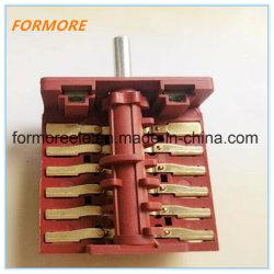 La posición 6 Horno Interruptor giratorio/ Soldador Contacto