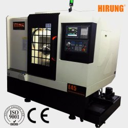 torno mecânico CNC, torno mecânico CNC Ferramentas para processamento de metal (E35/E45)