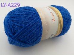 Doux chaleureux de l'acrylique double tricotage Stretch Dk fils