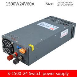 Puissance de commutation Supplyac110V-DC36V41A1500W