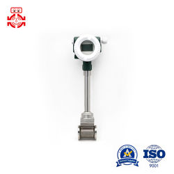 Turbulenz-Strömungsmesser der Ausgabe-4~20mA verwendet auf messender Druckluft