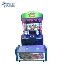 Funciona con monedas Dragon Hunter juego de pelota el rodaje de la máquina