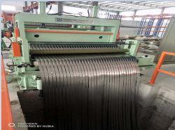 자동 산업용 롤과 금속 간 판금 미니 슬팅 라인 금속 코일용 기계