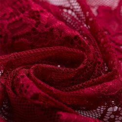Merletto poco costoso dell'elastico del cotone dell'annata del Crochet del reticolo classico dei guanti