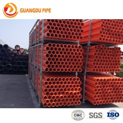 安い価格PVCコンジットの管UPVCの電気コンジットの管