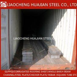 18*8 20*8 suave al carbono laminado en caliente la fabricación de acero barra plana de hierro