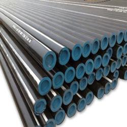 Черный сшитых трубопровод из углеродистой стали для производства строительных материалов