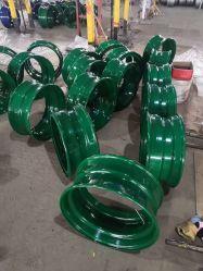 Leichtgewichtler des speziellen Stahlrades für Auto