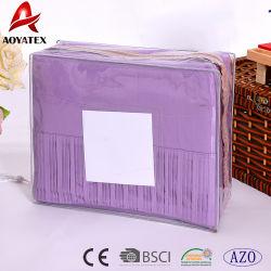 Solid 3pcs Super Soft Polyester Bettbezug für den Heimgebrauch
