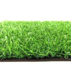 Высокое качество взаимосвязанных искусственных травяных плитки для ландшафтного сада DIY