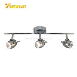 Decoración de interiores Perfil de la vía de montaje en superficie baño cocina la mazorca de techo LED 15W de mazorca Spotlight Lámpara de techo