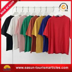 Barato por grosso de algodão de alta qualidade T shirt promocional (ES3052521AMA)