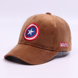 Commerce de gros New Custom Era Fashion broderie Casquette de baseball de velours Hat