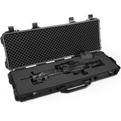 Hartes wasserdichtes Gewehr-Verschiffen-Fall-Plastikgewehr-schützender Kasten