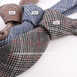 Para Homens Lã Casual gravata