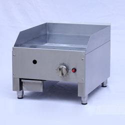 Fogão de cozinha elétrico para churrasqueira de aço inoxidável