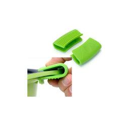 Livro Verde Panelas Alça de Silicone