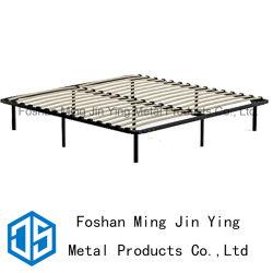 Cama extraíble portátiles Aspen Stand con el contrachapado para cama blanda (A013)