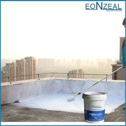 Líquido de impermeabilización Revestimiento acrílico impermeable (techo de la pared del edificio)