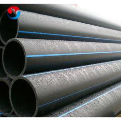 De zwarte Pijp SDR11 van het Polyethyleen van de Pijp van de Kleur HDPE Golf Plastic het Poly Flexibele Buizenstelsel van 4 Mil voor Watervoorziening
