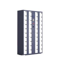 Elektrisches intelligentes Ablagerungs-Schrank-Schließfach für sichere Speicherung im Supermarkt