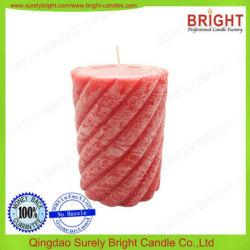 2018 Fertigkeit-Pfosten mit kundenspezifischen duftenden Kerzen