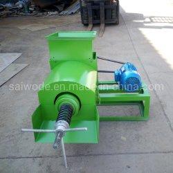 Venta caliente en África el tornillo de palma roja prensa de aceite mecánica