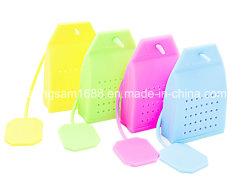 Förderung-Geschenk-Silikon-Teebeutel-Tee Infuser Küche-Geräte