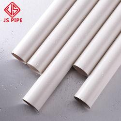 Fabricante por cada metro de diámetro pequeño de 60mm 70mm 75mm 110 mm 150 mm de tubo de PVC, PPR la lista de precios en el Pakistán Kenya