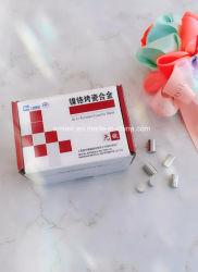Ligas dentárias Shangchi crómio de níquel metal fundido à porcelana