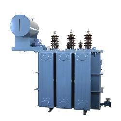 저손실 구리 감기 기름에 의하여 가라앉히는 전원 분배 Transformer 송전 장비