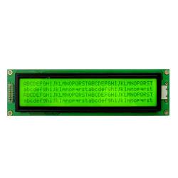 단색 LCD 40X4 특성 LCD 모듈은 차를 신청한다