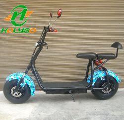 Deux roues à bon marché de la ville de vélo Scooter 1500W Scooter électrique adulte à longue portée, Electric Motorcycle avec jantes en aluminium