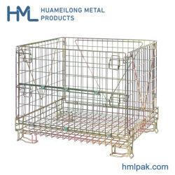 Commerce de gros supermarché Hot Sale durables de la Chine Fabricant panier en treillis métallique