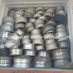 合金の車輪のスクラップはUbcのアルミニウムスクラップの純粋な合金の無駄のハブの車輪を梱包した