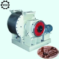 Machine de traitement de masse de cacao au chocolat raffineur de meulage de la machine pour la vente
