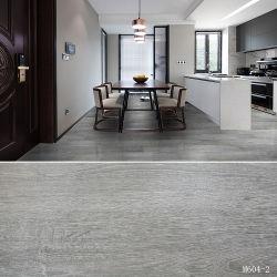 Incombustible de grano de madera impermeable fácil de limpiar la piedra/Spc compuesto de plástico de PVC de vinilo de lujo suelos de parqué Alfombra Mosaico