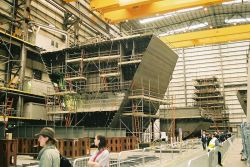 A36 배 건물 강철 플레이트 건함 격판덮개 해병 격판덮개